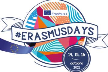 Edition 2021 des erasmus days les 14 15 et 16 octobre